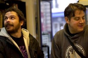 Chris Chenall' et Antoine Szylowicz font semblant de s'ignorer (ils s'aiment)