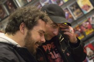 Chris et Rurik