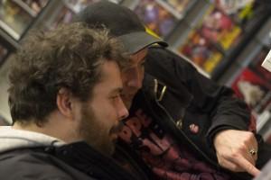 Chris et Rurik aussi