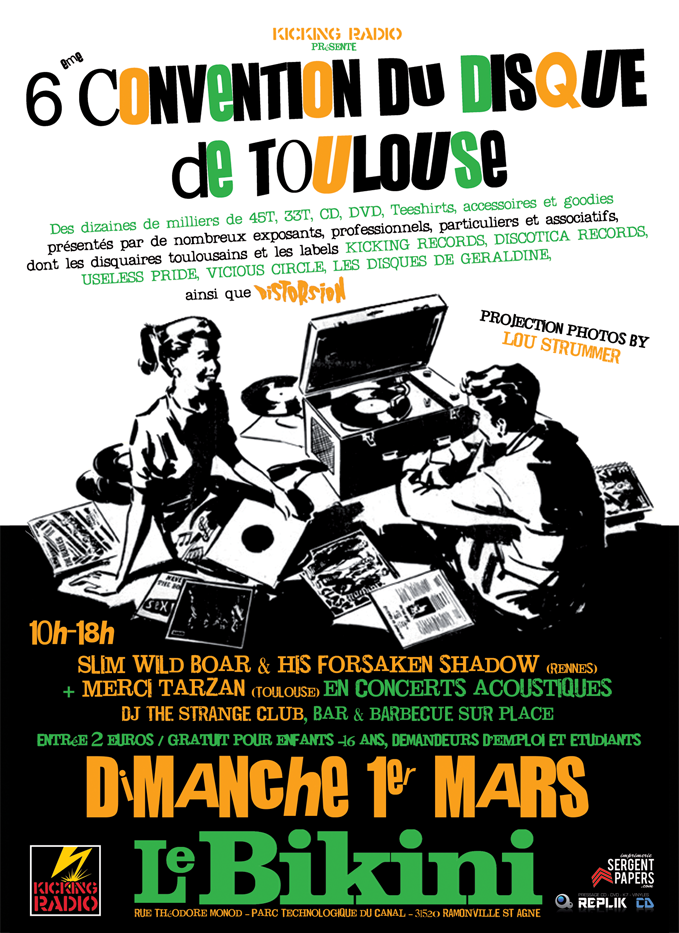 Convention du disque Toulouse