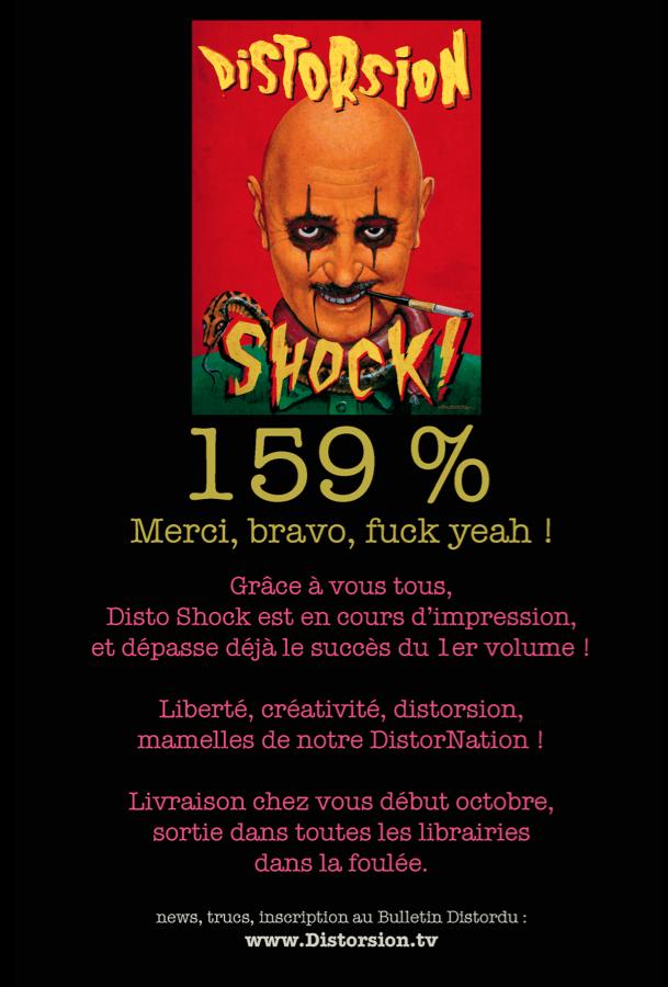 D Shock !