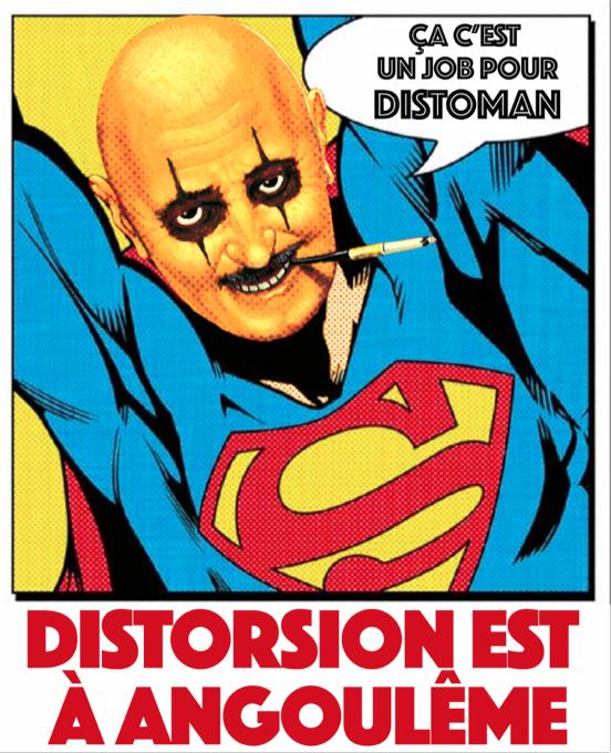 Distoman !