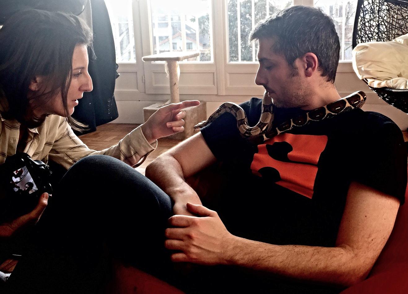Aude et Laurent