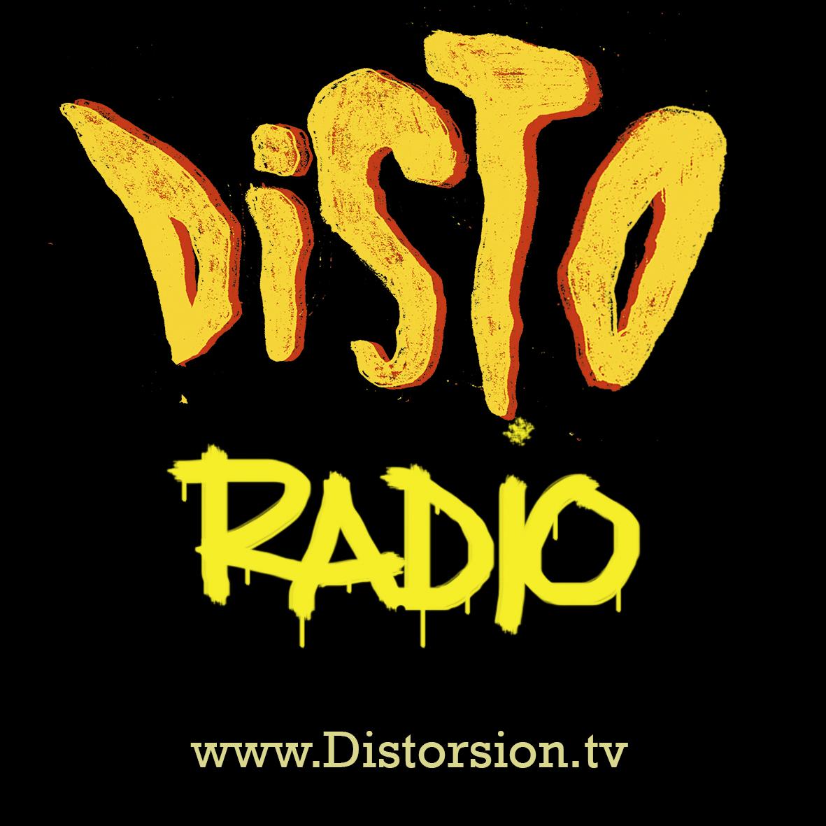 Disto Radio logo